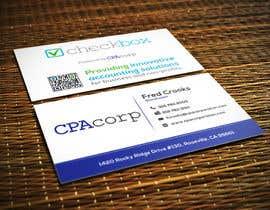 iamarifhossain tarafından Design Double Sided Business Cards for Modern Accounting Firm için no 83