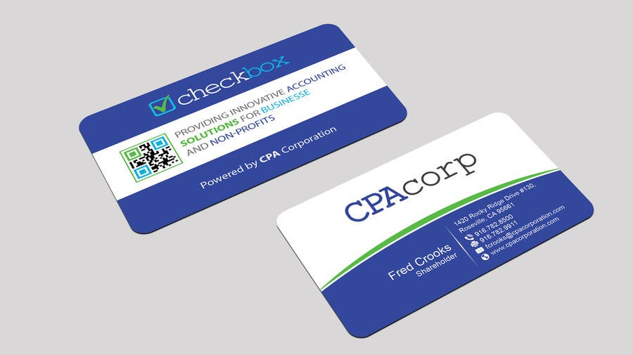 Entry 105 by mamun313 for design double sided business cards for contest entry 105 for design double sided business cards for modern accounting firm colourmoves