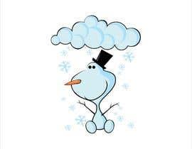 naythontio tarafından Design a Snowman for me (profile image) için no 14