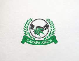 rajibdebnath900 tarafından Hemp Friend: design a logo for our Association için no 132
