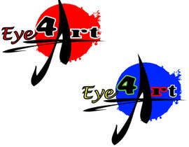 #31 for Design a Logo for : Eye 4 Art af tolijoanna