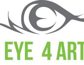 #84 untuk Design a Logo for : Eye 4 Art oleh aravindmani28