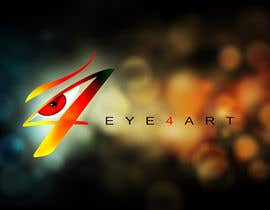 #39 for Design a Logo for : Eye 4 Art af xahe36vw