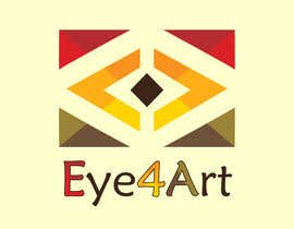 #62 for Design a Logo for : Eye 4 Art af FrancescaPorro