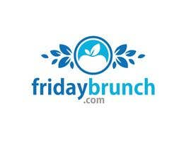 #52 for Design a Logo for www.fridaybrunch,com af Yutaa