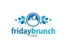 #53 for Design a Logo for www.fridaybrunch,com af Yutaa