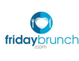 #39 for Design a Logo for www.fridaybrunch,com af CAMPION1