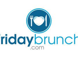 #60 for Design a Logo for www.fridaybrunch,com af CAMPION1