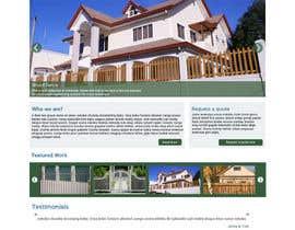 Nro 31 kilpailuun Design a Website Mockup for Fensitup käyttäjältä yourweb2guru
