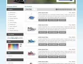Nro 70 kilpailuun Design a Website Mockup for Fensitup käyttäjältä anything1