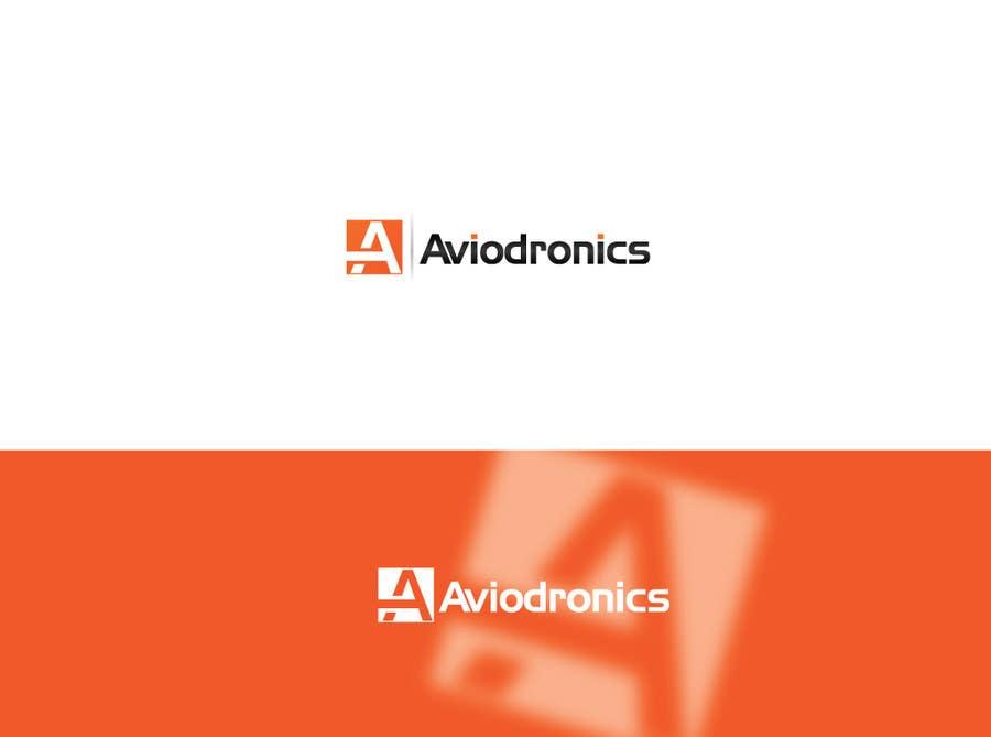 Kilpailutyö #48 kilpailussa Design a Logo for a drone company