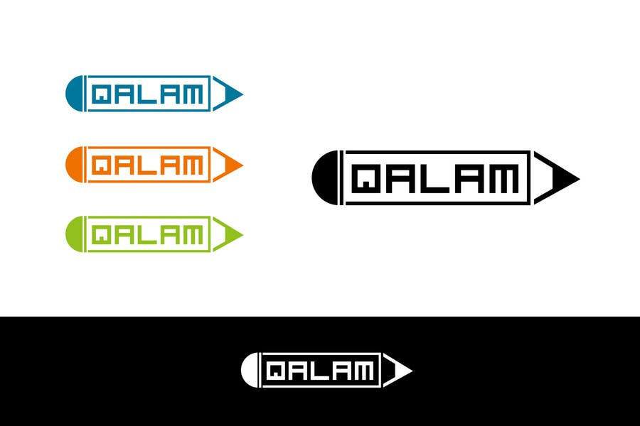 #26 for Logo Design for qalam by Grupof5
