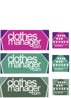 Konkurrenceindlæg #170 for Logo Design for Clothes Manager App
