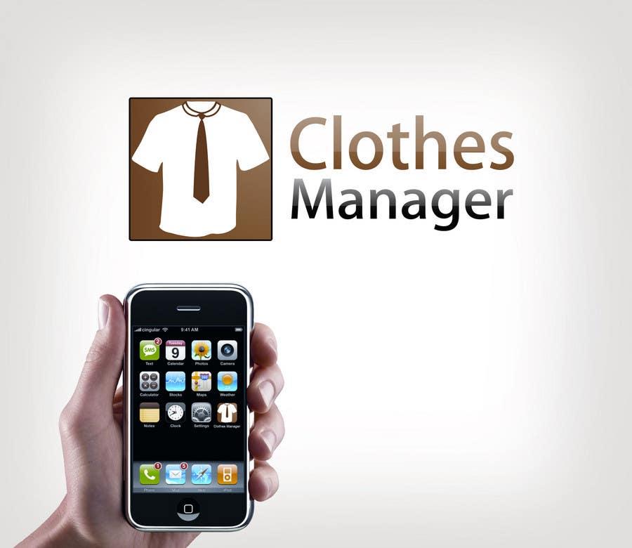 Konkurrenceindlæg #109 for Logo Design for Clothes Manager App
