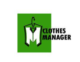 #164 cho Logo Design for Clothes Manager App bởi aayushsaraf