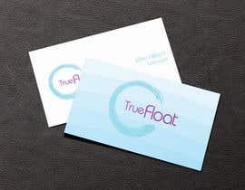 #5 untuk Design some Business Cards for True Float oleh designifica