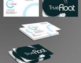 #7 untuk Design some Business Cards for True Float oleh kousik851