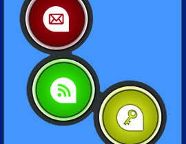nº 17 pour Need 3 Circle Banners for IT Services par choudhary786