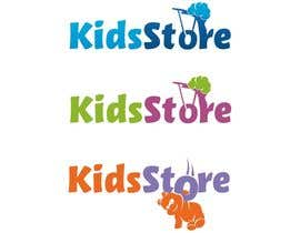 #36 for Design a Logo for kids online clothing store by Yariss