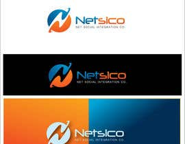 #172 for Design a Logo for Netsico by saimarehan