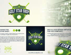 #107 cho Logo Design for Golf Star Shop bởi caesar88caesar