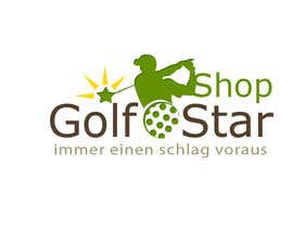 #168 untuk Logo Design for Golf Star Shop oleh designingbridge