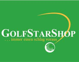 #10 untuk Logo Design for Golf Star Shop oleh samqdesigner