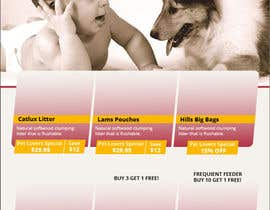 #13 for Design a Newsletter/Catalogue For Pet Store af ser87