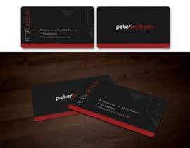 #88 for Design some Business Cards for personal by edZartworkZ