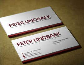 #62 for Design some Business Cards for personal by Habib919000