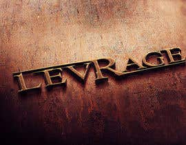 #87 for Design a Logo for the Band LEVRAGE by taganherbord