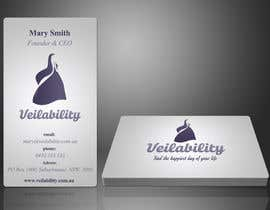 #9 untuk Business Cards + Digital Signature for disruptive wedding portal oleh Fikko87