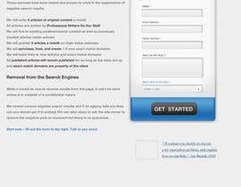 nº 48 pour Wordpress Theme Design for Reputation management website par walkingassassin