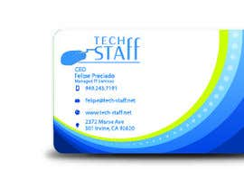 #8 para Improve this Business Card! por design3p
