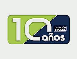 andryod tarafından 10 th  logo anniversary of a college career / logo de aniversario (10 años) için no 6