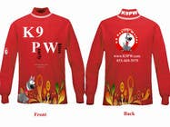 Proposition n° 81 du concours Graphic Design pour T-shirt Design for K9 Pearly Whites