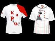 Proposition n° 85 du concours Graphic Design pour T-shirt Design for K9 Pearly Whites
