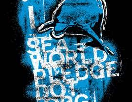 #35 untuk I Love Seaworld Pledge t-shirt oleh resistantdesign