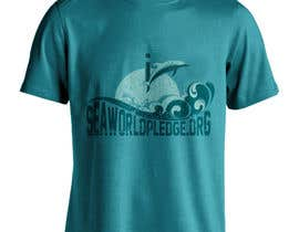 #29 para I Love Seaworld Pledge t-shirt por whykdesigns