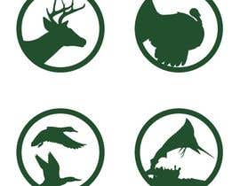 EvgeniyDenisov tarafından Create 4 Icons. Turkey, Deer, Duck, and Fish. için no 18