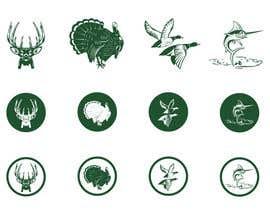 NepDesign tarafından Create 4 Icons. Turkey, Deer, Duck, and Fish. için no 5