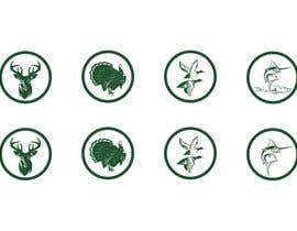 NepDesign tarafından Create 4 Icons. Turkey, Deer, Duck, and Fish. için no 11