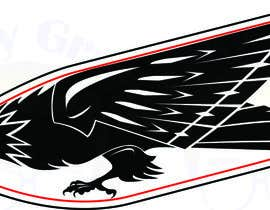 geekygrafixbc tarafından Design an Eagle Tattoo için no 26