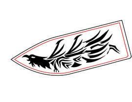 Sambitpanda1987 tarafından Design an Eagle Tattoo için no 27