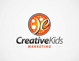 #29 for Design a Logo for Creative Kids Marketing Company by LogoProfCom