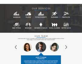 Batto14 tarafından High quality home page design için no 9