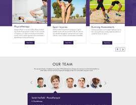 kamblemadanweb tarafından High quality home page design için no 6