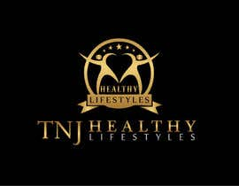 #588 para Logo for TnJ Healthy LifeStyles por bsubramaniam1234