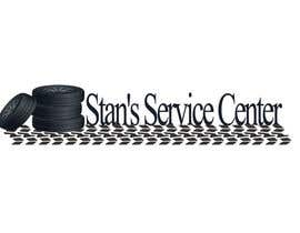 #6 for Design a Logo for Stan Service Center af arazyak