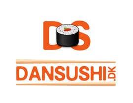 Nro 67 kilpailuun Design a Logo for a Sushi website käyttäjältä musafirsimon